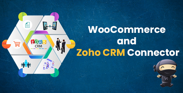 Wordpress E-Commerce Plugin WooCommerce and Zoho CRM Connector