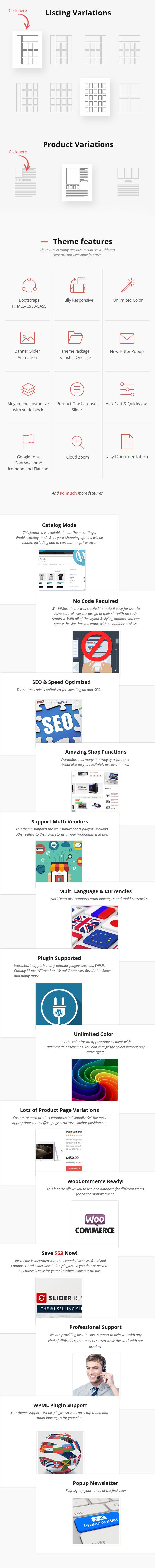 Worldmart - WooCommerce WordPress Template - 5