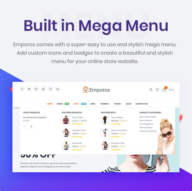 Emporos - Responsive WooCommerce Layout - 21
