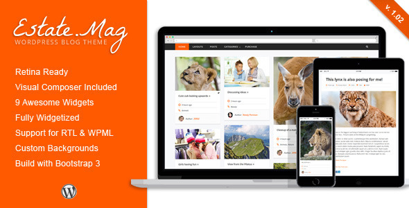 Foxlight - WordPress Personal Blog Theme - 19