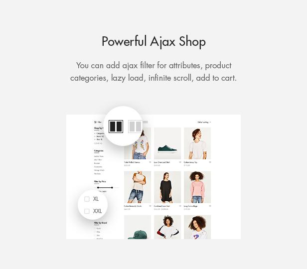 Kodo - Minimal Responsive WooCommerce Layout - 14