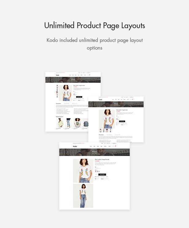 Kodo - Minimal Responsive WooCommerce Layout - 15