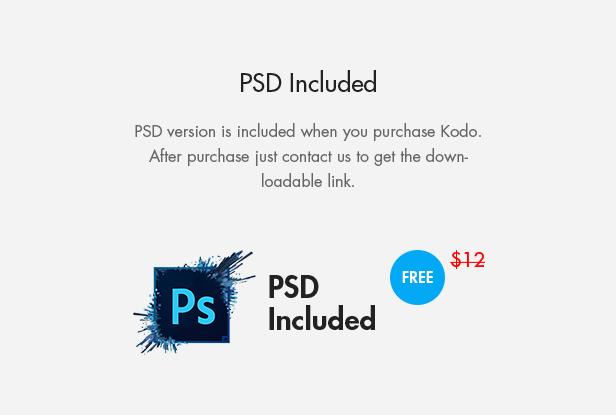 Kodo - Minimal Responsive WooCommerce Layout - 23