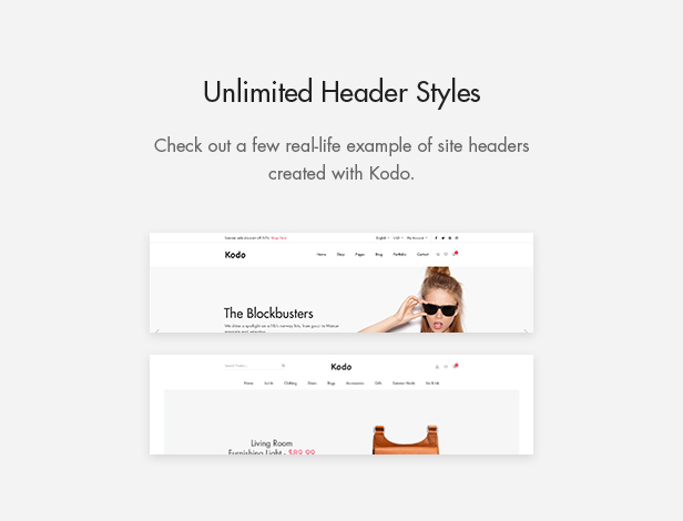 Kodo - Minimal Responsive WooCommerce Layout - 12