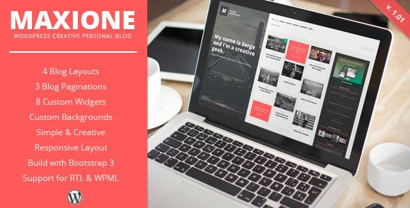 Atica - WordPress Creative Blog Template - 18