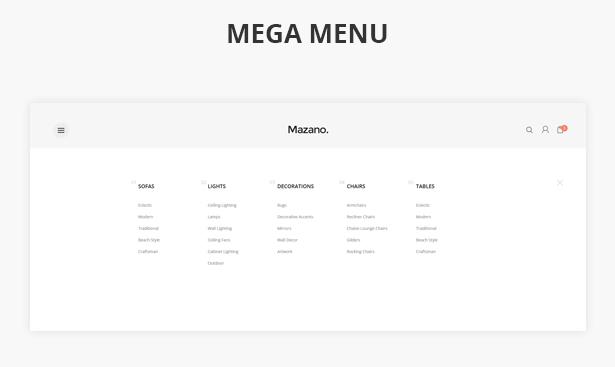 Mazano - Trendy Responsive WordPress Template - 11