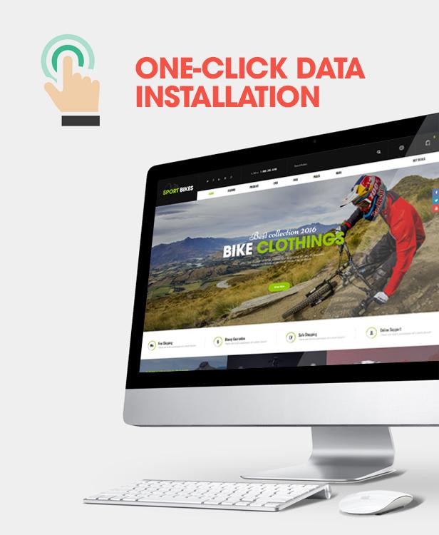 Ein-Klick-Installation