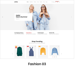 Urna - All-in-One-WordPress-Theme für WooCommerce - 29