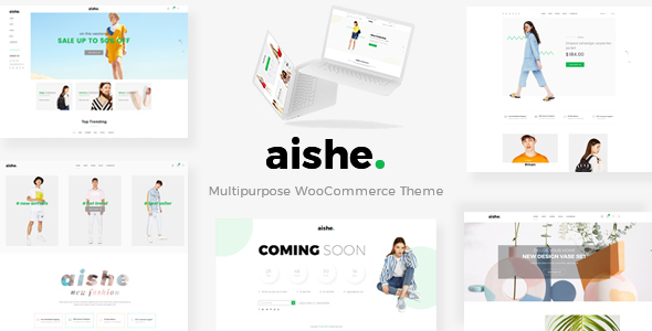 Wordpress Shop Template Aishe - Multipurpose WooCommerce Theme