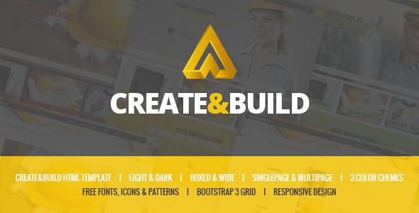 Wordpress Corporate Template Create & Building WordPress Theme