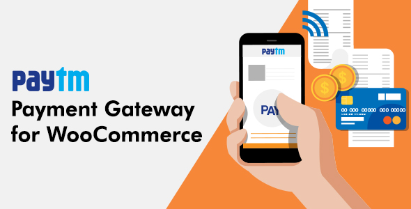 Wordpress E-Commerce Plugin Paytm Payment Gateway for WooCommerce