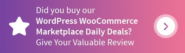 Multi Vendor Daily Deals Plugin für WooCommerce - 5