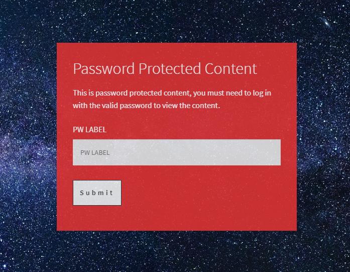 Passwortgeschütztes Plugin für Kategorien, Produkte und Seiten für WooCommerce