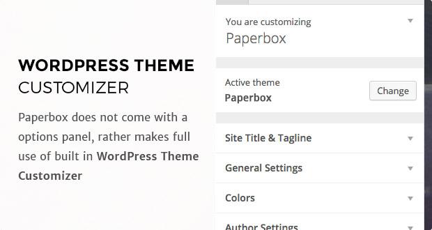 Paperbox - Modernes WordPress Blog Theme - 5