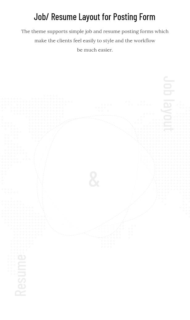 TopCareer - Jobbörse WordPress Theme - 1