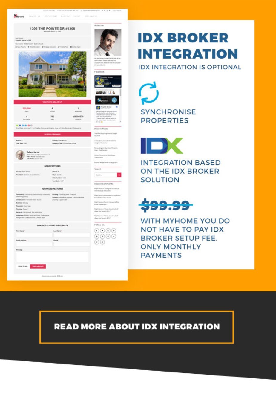 MyHome Immobilien WordPress - 8