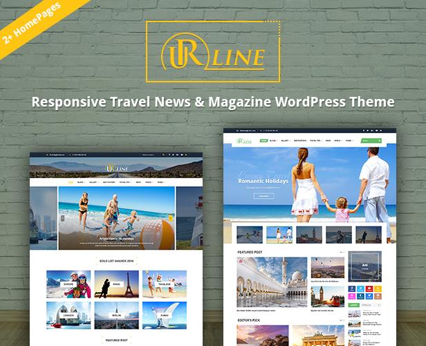 SW Urline - 2 Homepages
