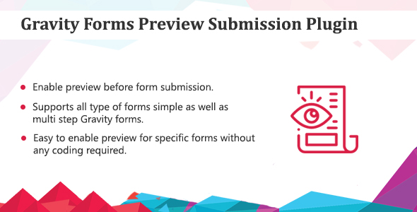 Wordpress Formular Plugin Gravity Forms Preview Submission Plugin
