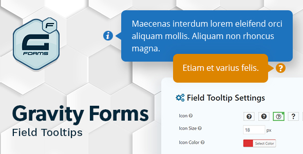 Wordpress Formular Plugin Gravity Forms Field Tooltips