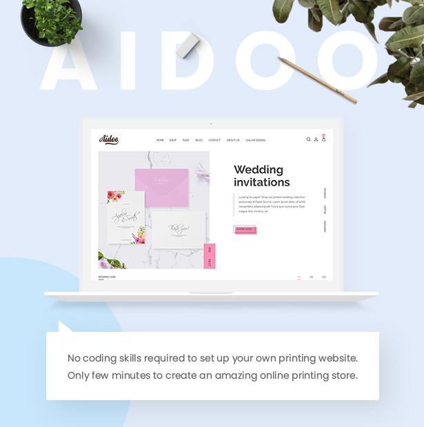 Aidoo - Hochzeitswagen WooCommerce Theme - 6