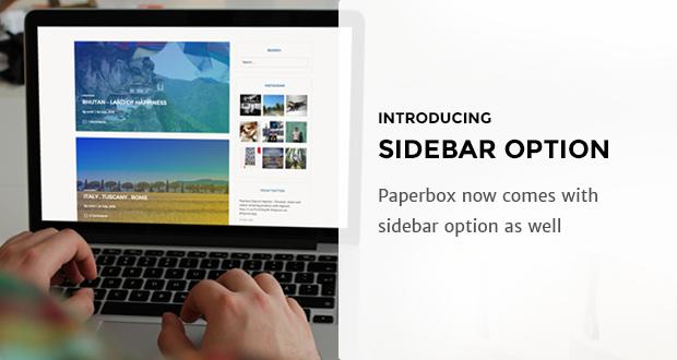 Paperbox - Modernes WordPress Blog Theme - 3