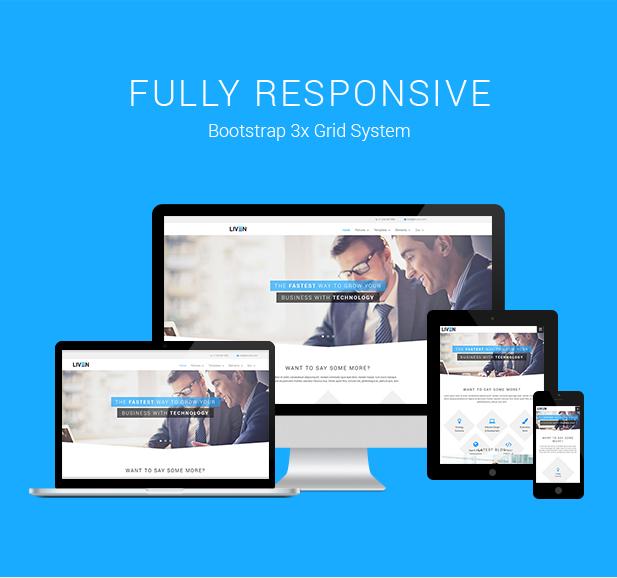 Belebt - Modernes Corporate - Business & Portfolio Theme für WordPress - 2