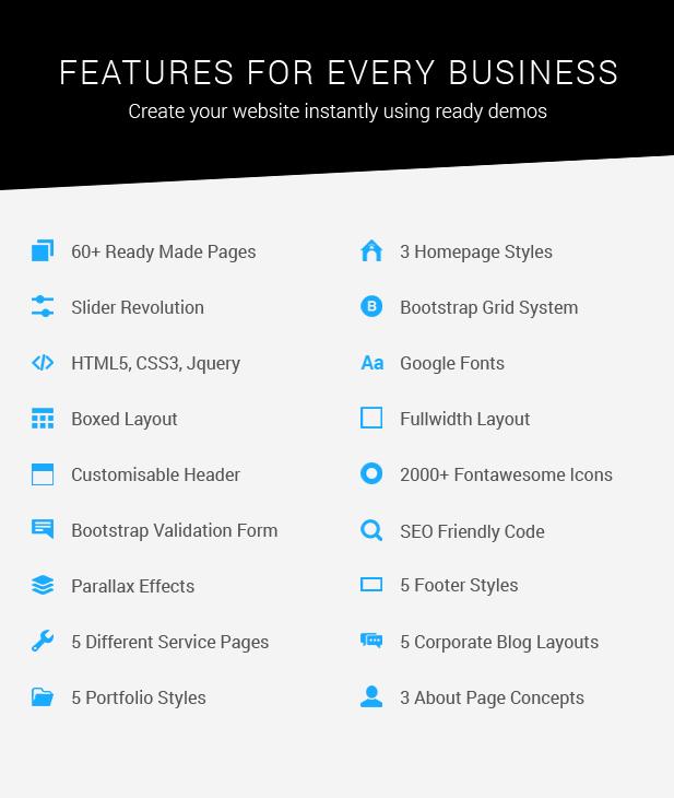 Liven - Modern Corporate - Business & Portfolio Theme für WordPress - 6