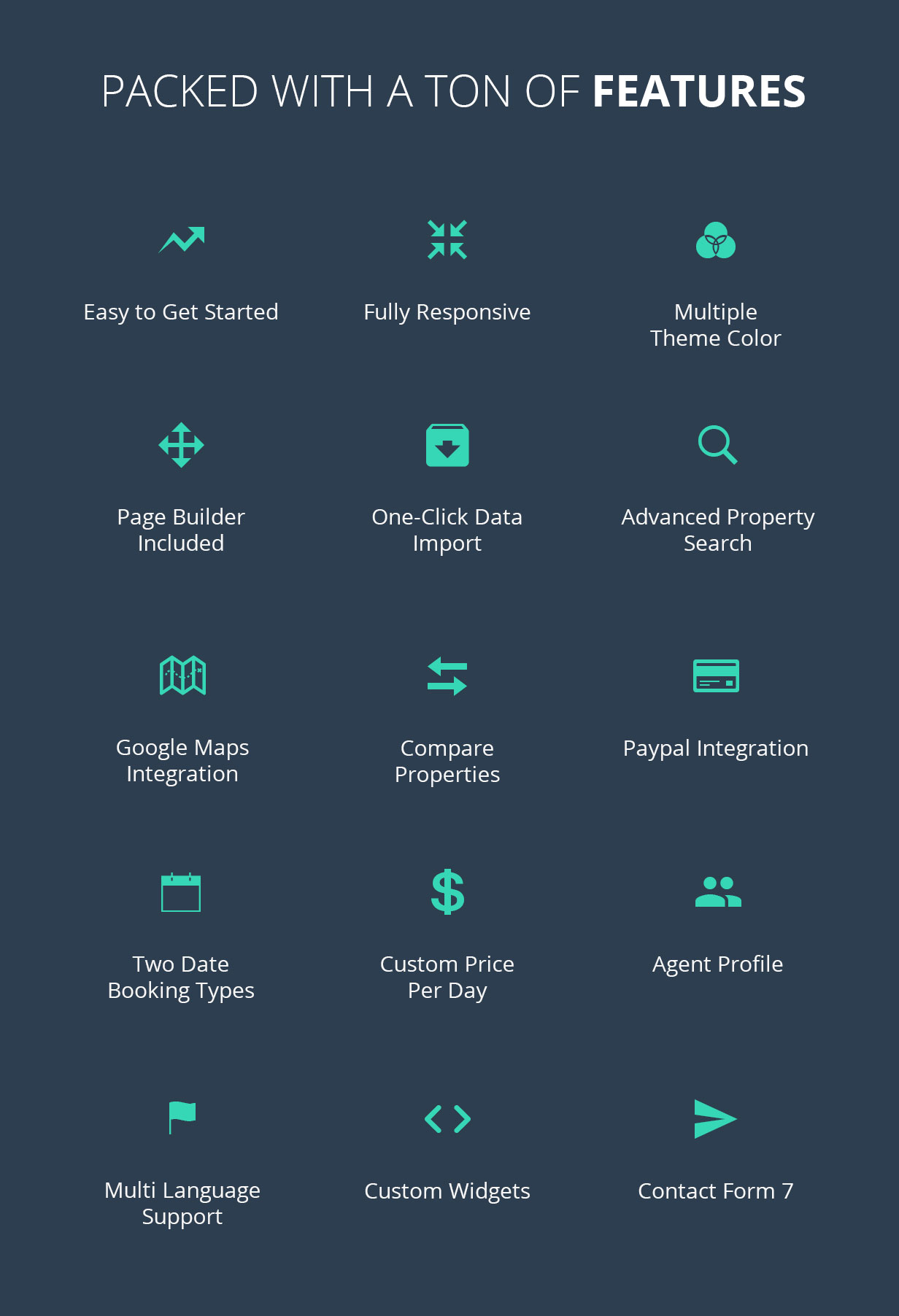 Kensington - Immobilien- und Immobilienmanagement WordPress Theme - 11