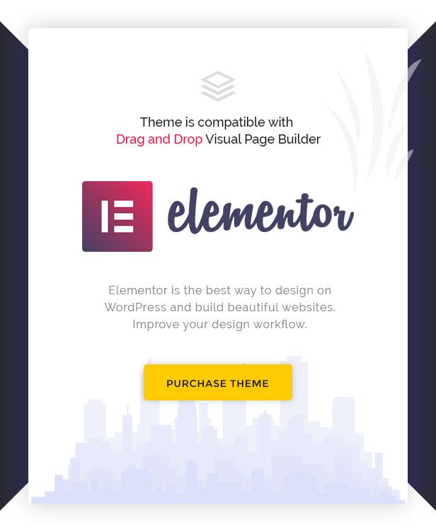 Industrie und Technik WordPress-Theme