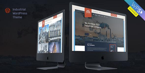 Branchen-WordPress-Theme