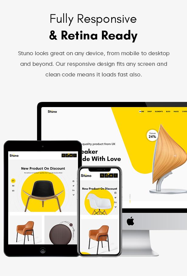 Stuno - WooCommerce Theme - 3