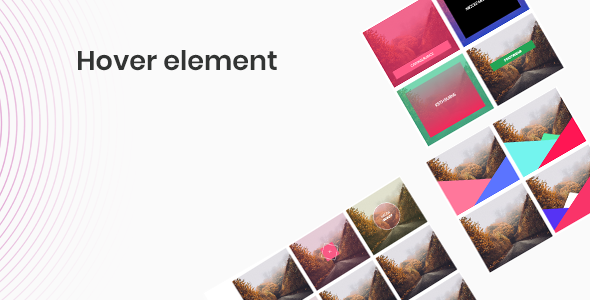 Wordpress Add-On Plugin Hover Element - The Ultimate Elementor Hover Addon