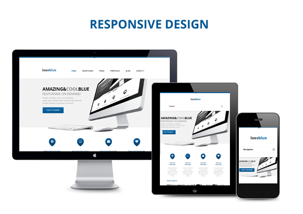 Coolblue - Responsives Mehrzweck-WordPress-Theme - 8