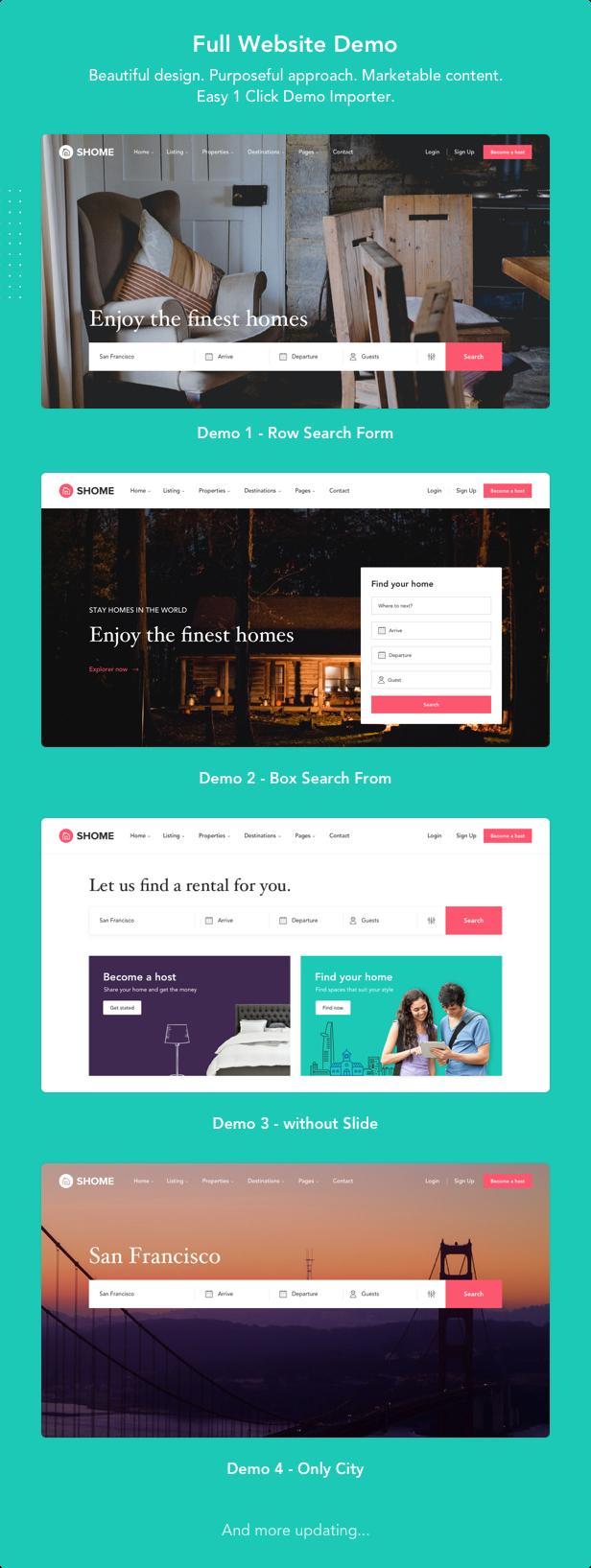 SHome | Marktplatz Immobilien WordPress Theme - 7