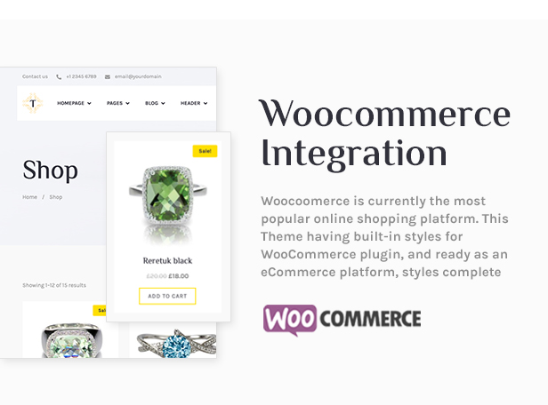 Tisara Jewelry WooCommerce Theme - 5
