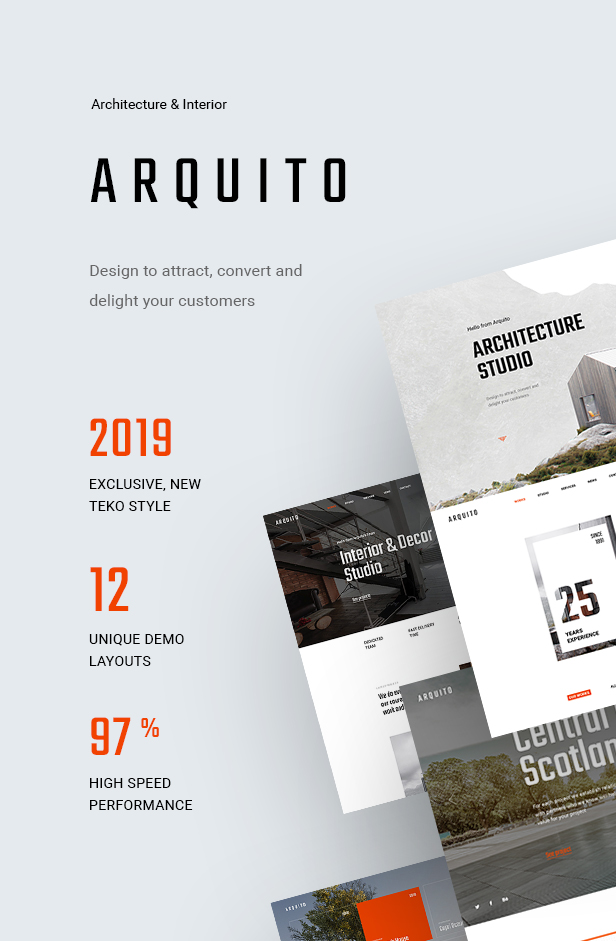 Arquito - 3D Architektur & Interieur WordPress Theme - 4