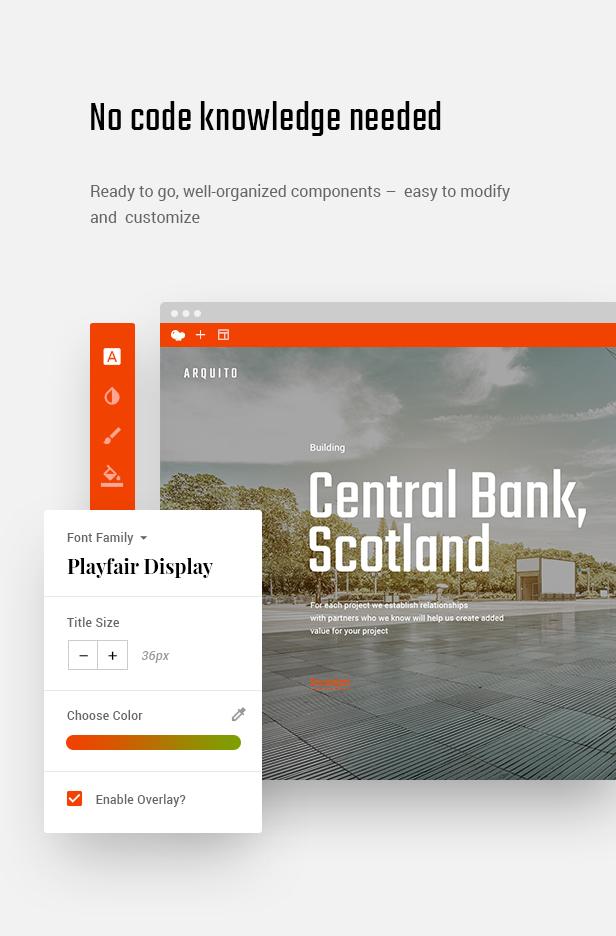 Arquito - 3D Architektur & Interieur WordPress Theme - 6