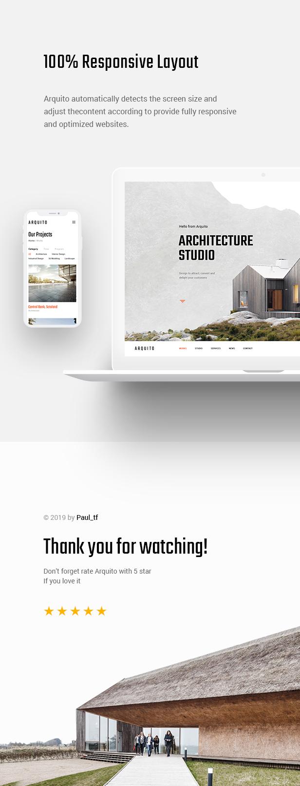 Arquito - 3D Architektur & Interieur WordPress Theme - 10