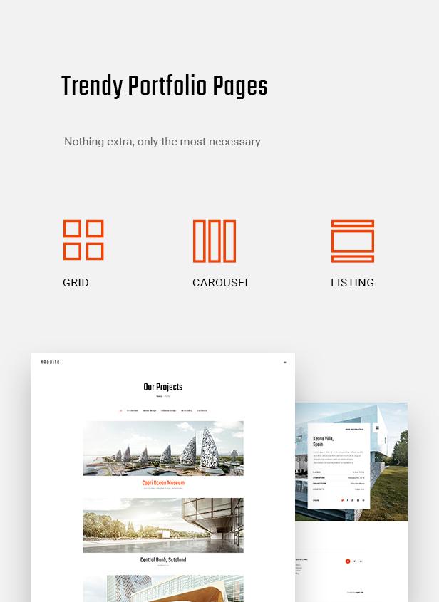 Arquito - 3D Architektur & Interieur WordPress Theme - 7