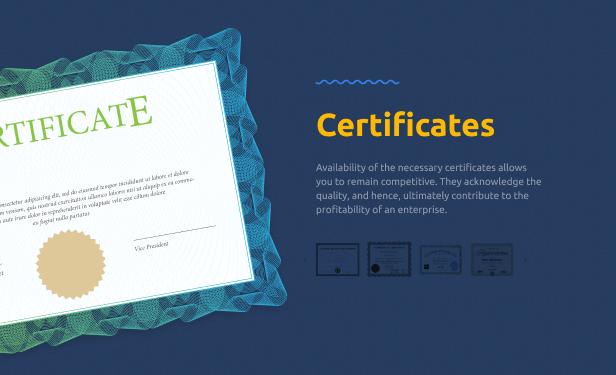 Intellekt - Bildung WordPress Theme - 5