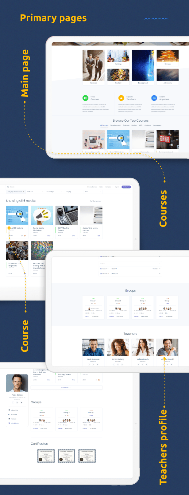 Intellekt - Bildung WordPress Theme - 3
