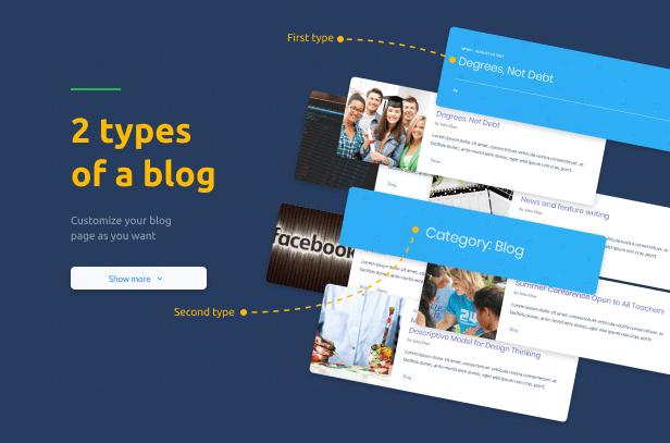 Intellekt - Bildung WordPress Theme - 8