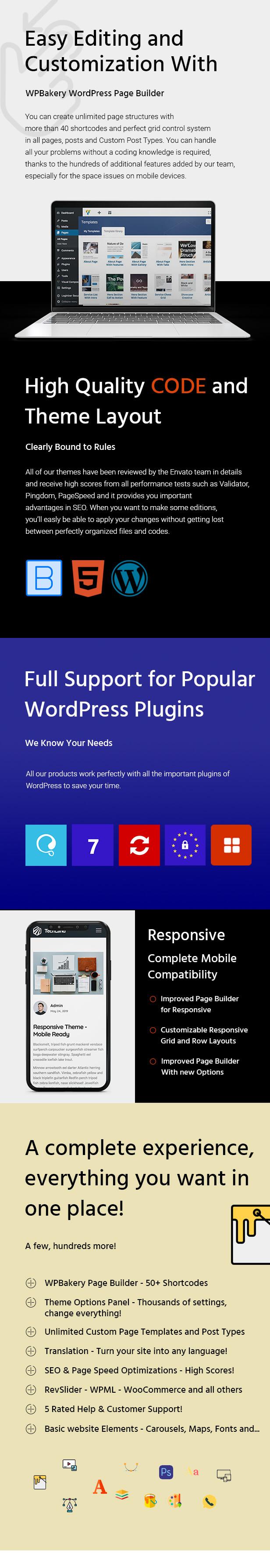 natürlich - WordPress Organic Store WooCommerce Theme