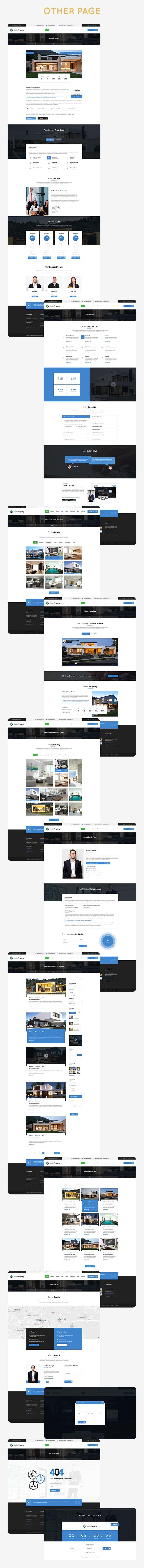 PatelProperty - Single Property Immobilien WordPress Theme - 7
