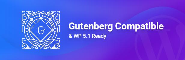 Gutenberg optimiert