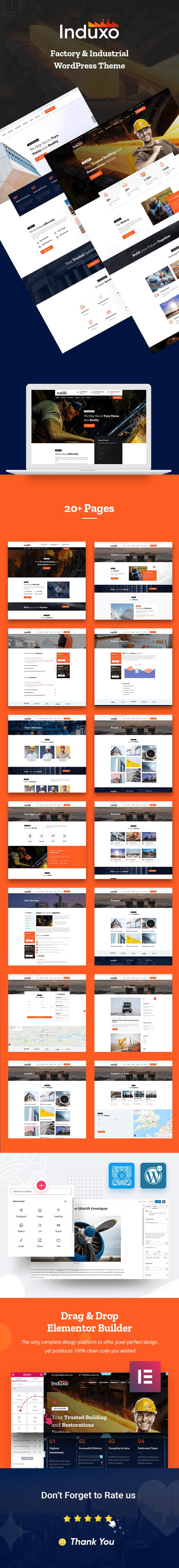 Induxo WordPress