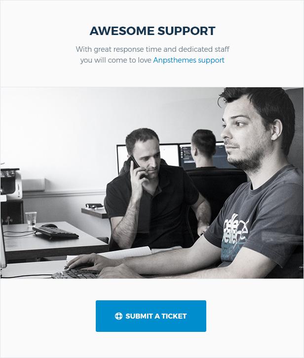 iStart - WordPress Startup Business Theme - 6