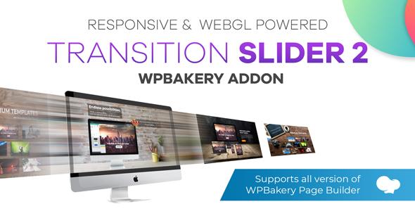 Wordpress Add-On Plugin Transition Slider WPBakery Page Builder Addon