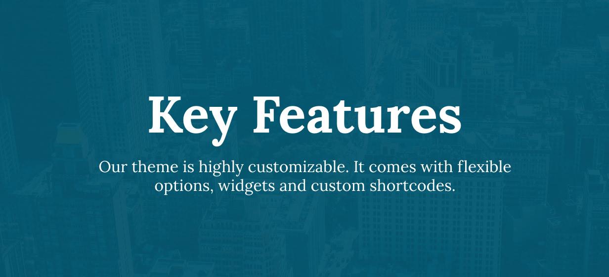 Tirex Business - Agentur & Corporate WordPress Theme - 1