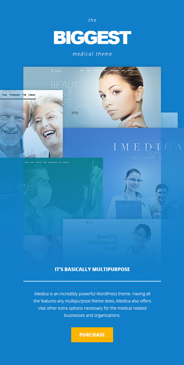 iMedica - Responsive Medical & Health WP-Thema - 11